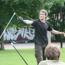 Training with Andrea Lupo Sinclair Oslo 2012 bilde 6